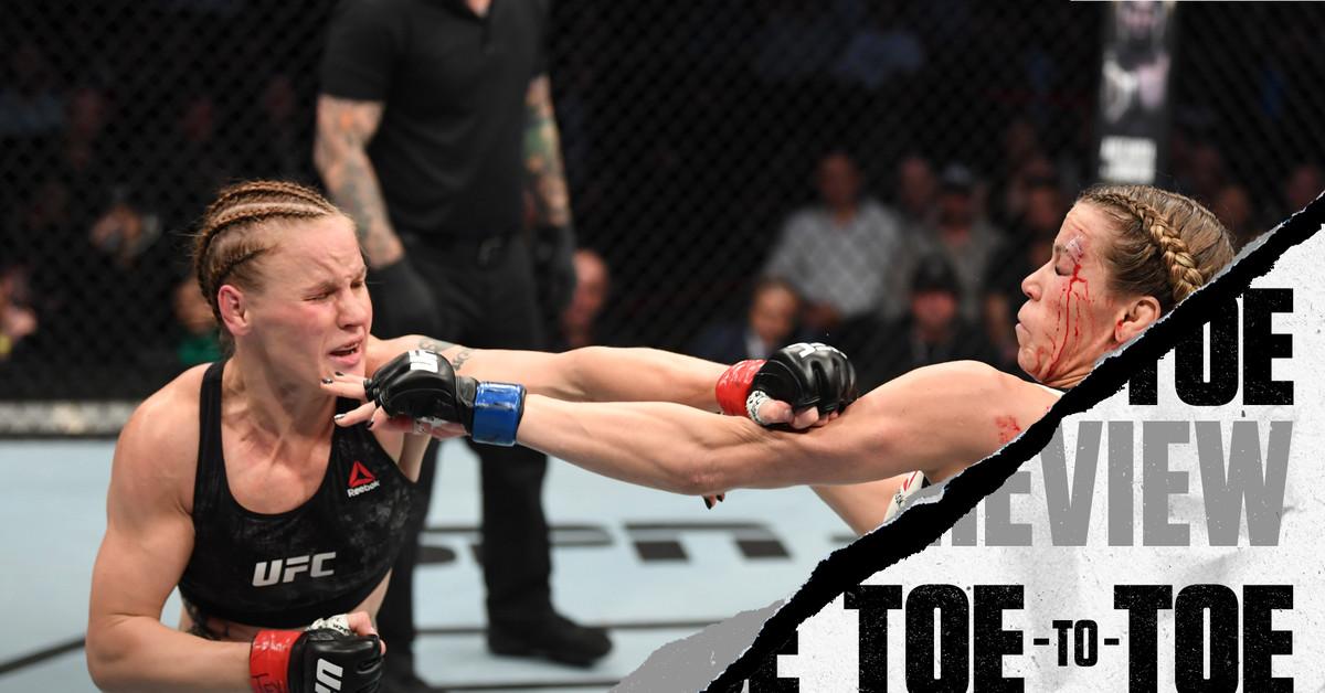 UFC 255: Shevchenko vs. Maia Toe-to-Toe Preview