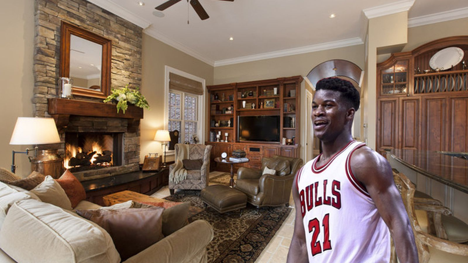 Miami Rent A Car >> Chicago Bulls Guard Jimmy Butler Drops $4.3M on River North Mansion - Curbed Chicago