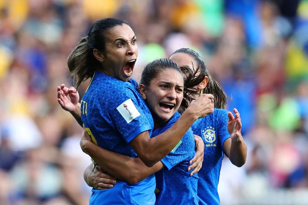 Australia v Brazil: Group C - 2019 FIFA Women's World Cup France