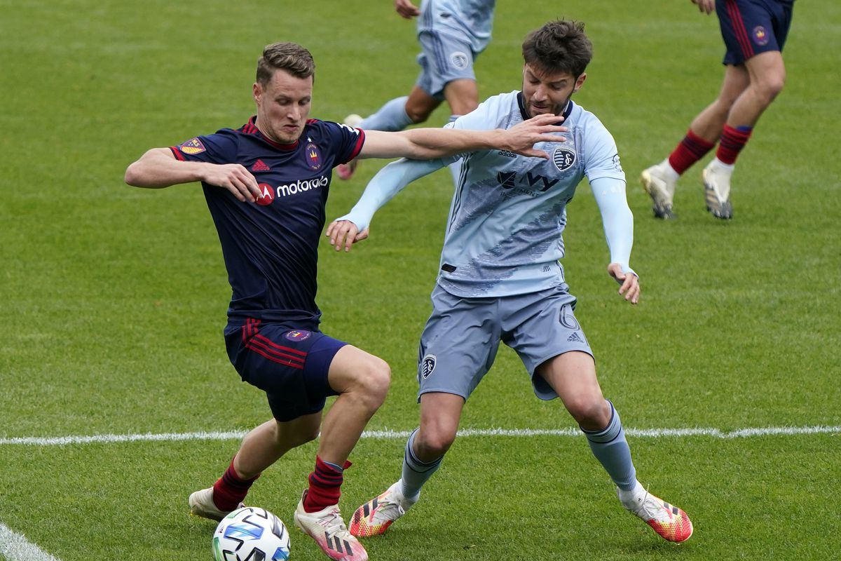MLS: Sporting Kansas City at Chicago Fire