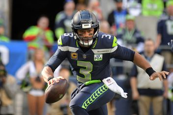 e11c0eafc Field Gulls Podcast  Discussing Russell Wilson s value