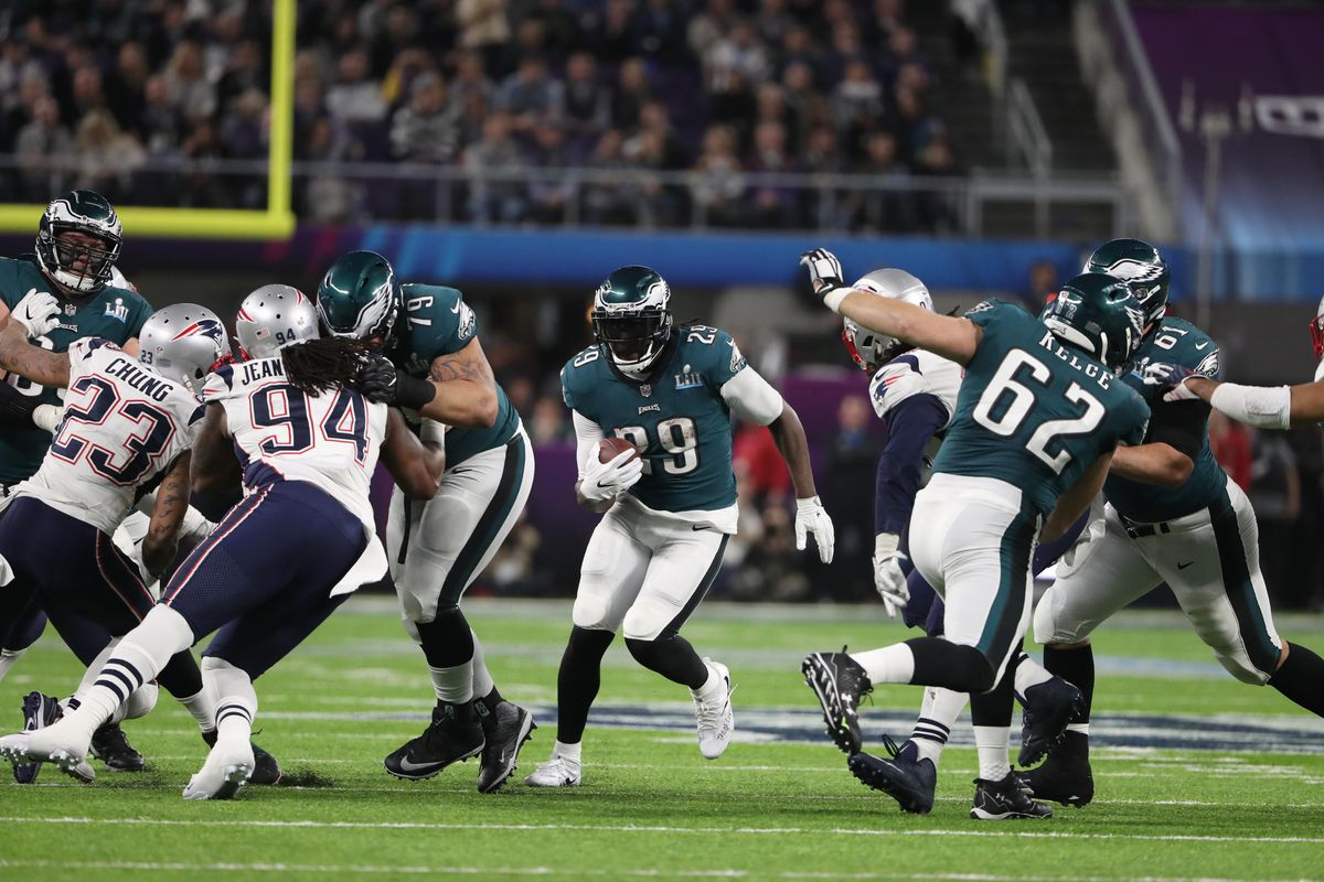 Film Review  How the Eagles  Three Wide Receiver Sets Dominated Super Bowl  LII 579256e7c