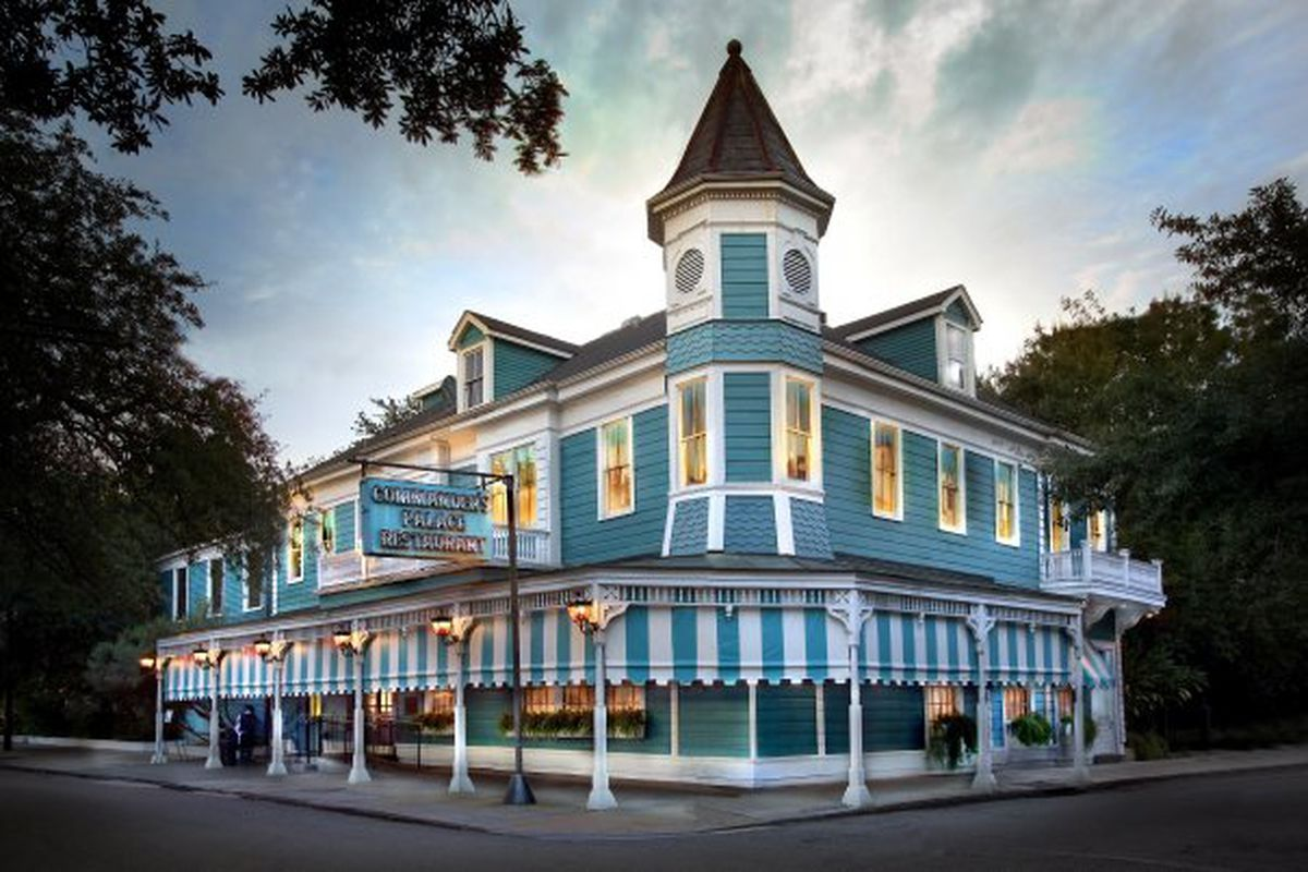 Image result for commanders palace new orleans