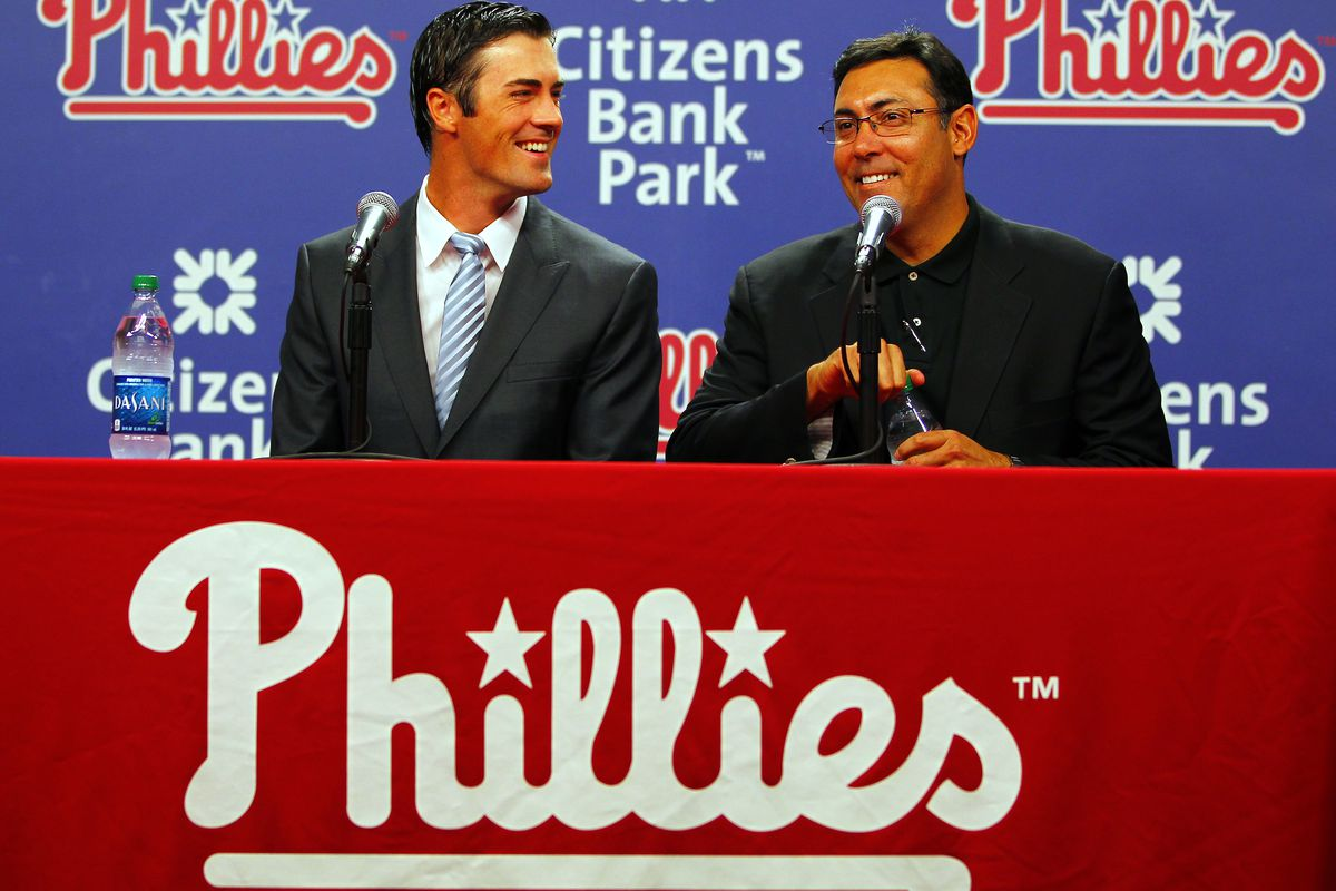 Hamels' next press conference might not be with the Phillies