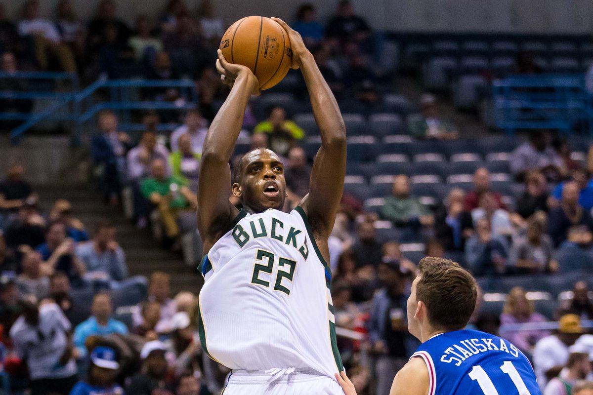 903fe5983 How the quiet Khris Middleton keeps the Milwaukee Bucks in harmony ...