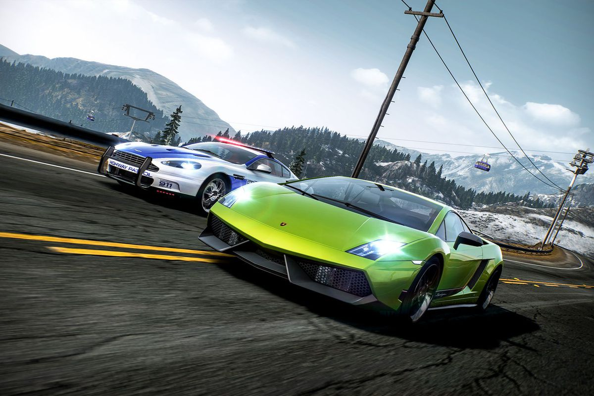 Need for Speed: Hot Pursuit Remastered launches on November 6th - The Verge