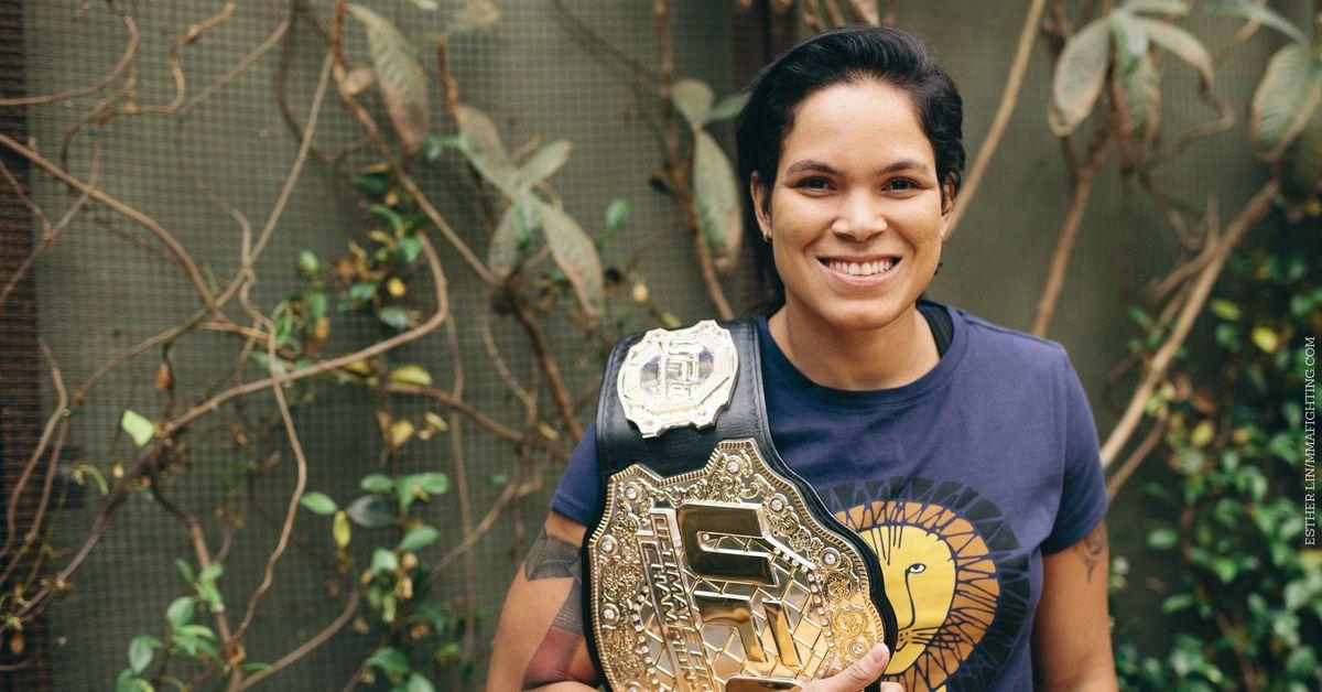 UFC champion Amanda Nunes joins Invicta FC in athlete development role
