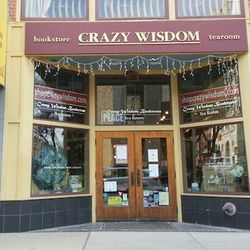 """You may be able tell from its name, but <a href=""""http://www.crazywisdom.net/"""">Crazy Wisdom Bookstore and Tea Room</a> [734-665-2757] is no ordinary shop. With books covering every category from magic to political science, the independent shop also has a t"""