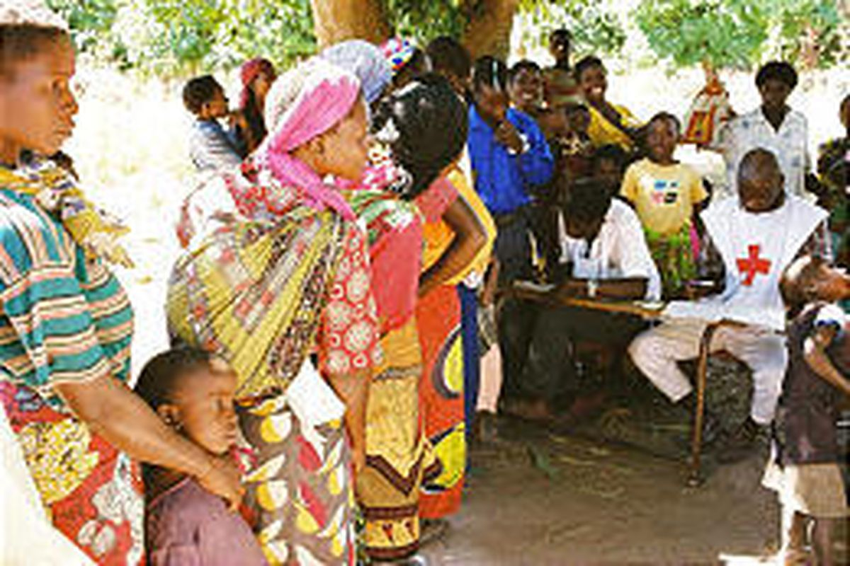 Measles is the leading cause of blindness in Africa and the leading vaccine-preventable cause of death. Some 30 million to 40 million children per year suffer from the disease.