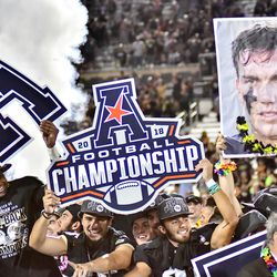 UCF defeats Memphis 56-41, clinching back-to-back AAC championships
