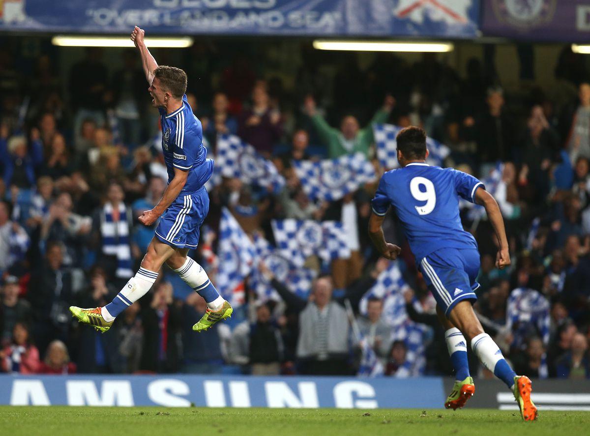 Chelsea U18 v Fulham U18 - FA Youth Cup Final: Second Leg