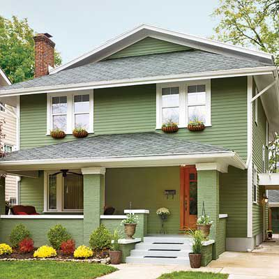 All About Exterior Paint This Old House