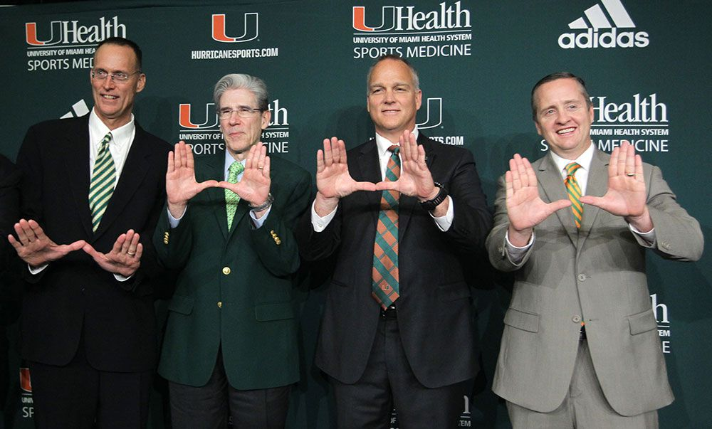 61 Days to Miami Hurricanes Football: Top Canes to Wear #61