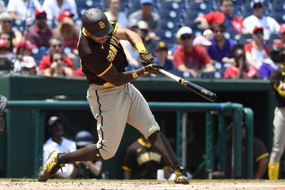 MLB: Continuation Game-San Diego Padres at Washington Nationals