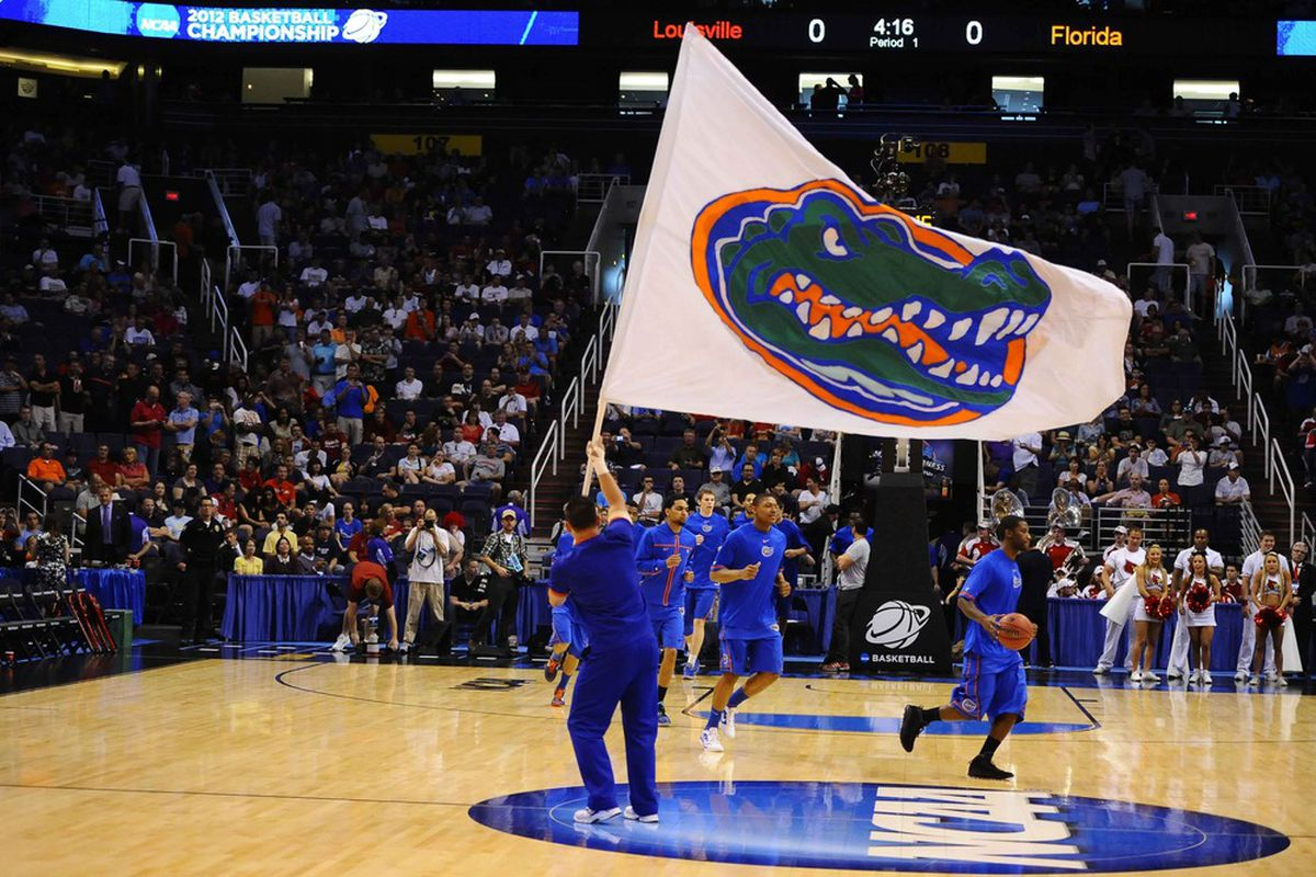 The Florida Gators figure to fight to end UK's SEC dominance.