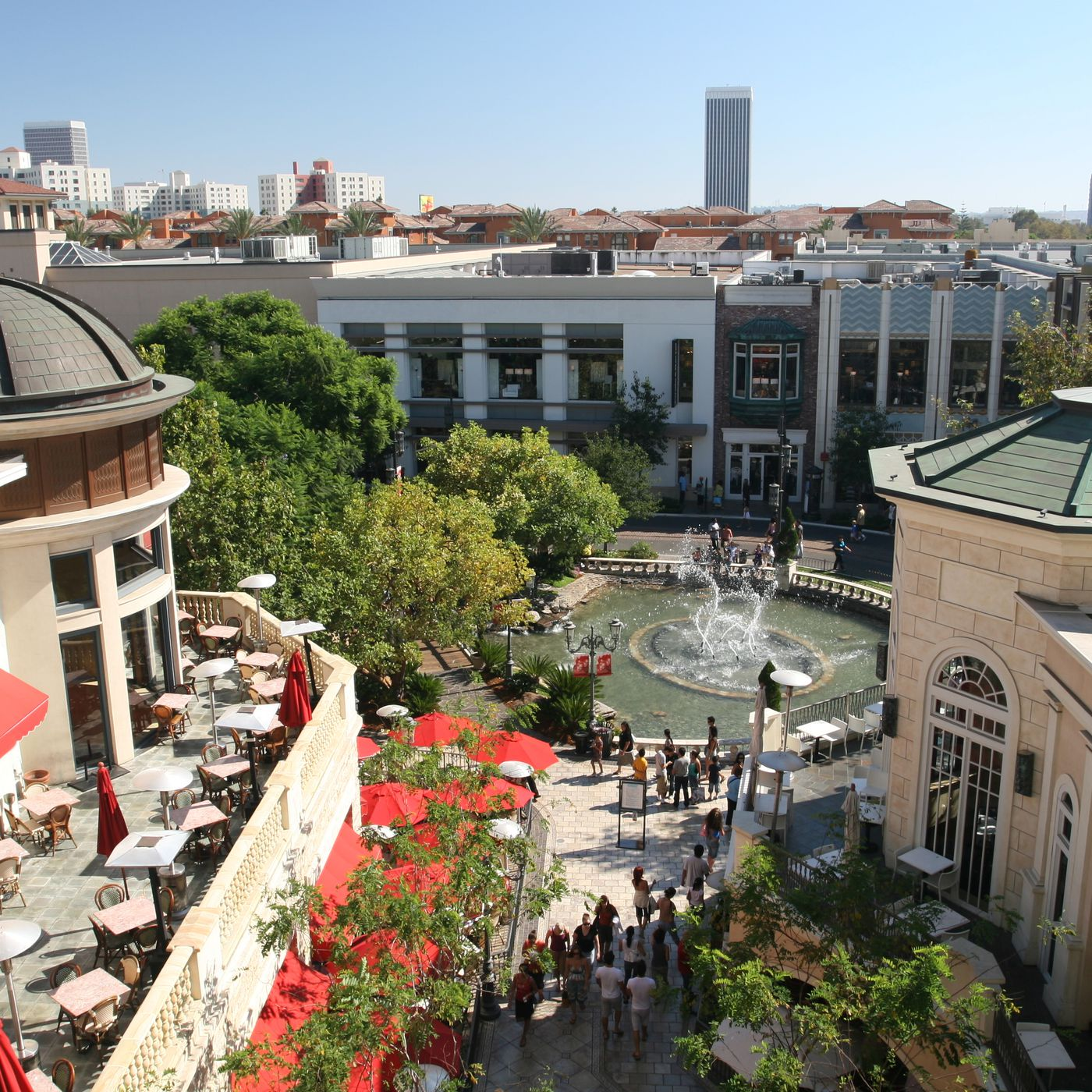 The Grove  A guide to LA s famed outdoor mall - Curbed LA 3f238f777bab
