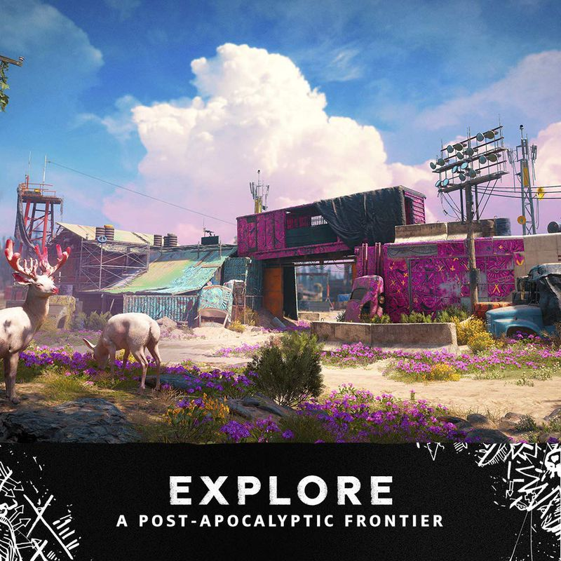 Far cry new dawn upcoming Game release date