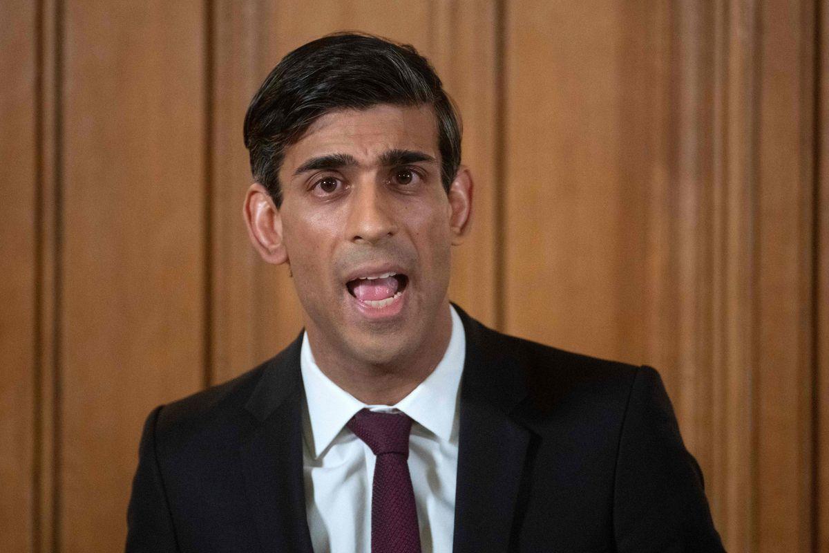 Rishi Sunak, the chancellor, who will announce coronavirus loan scheme changes