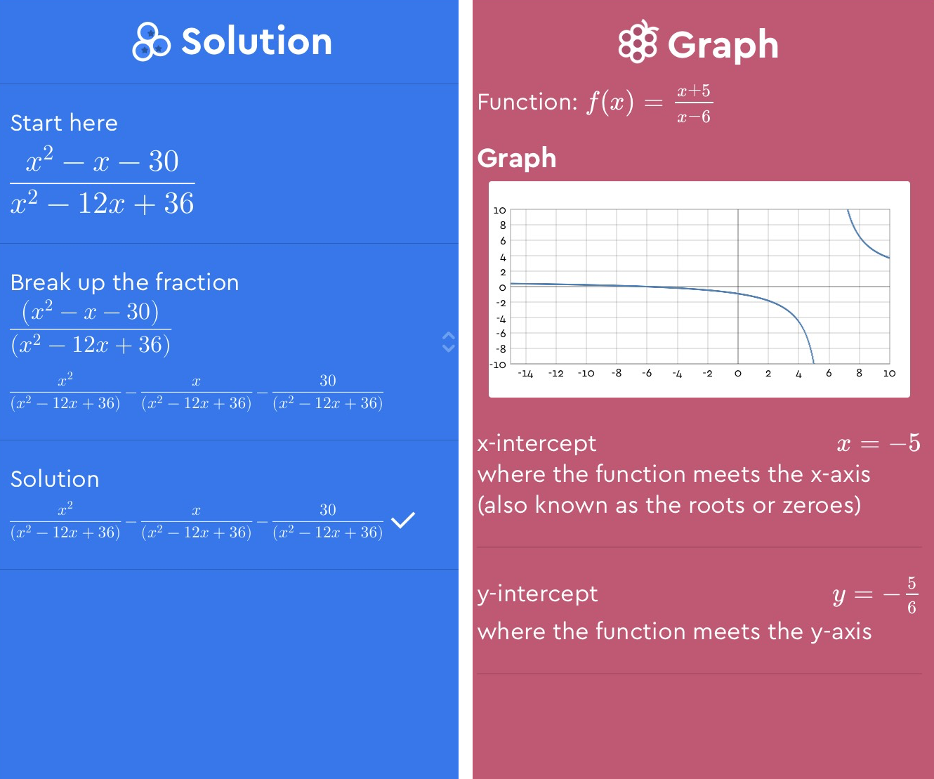 This App Doesn T Just Do Your Homework For You It Shows You How The Verge