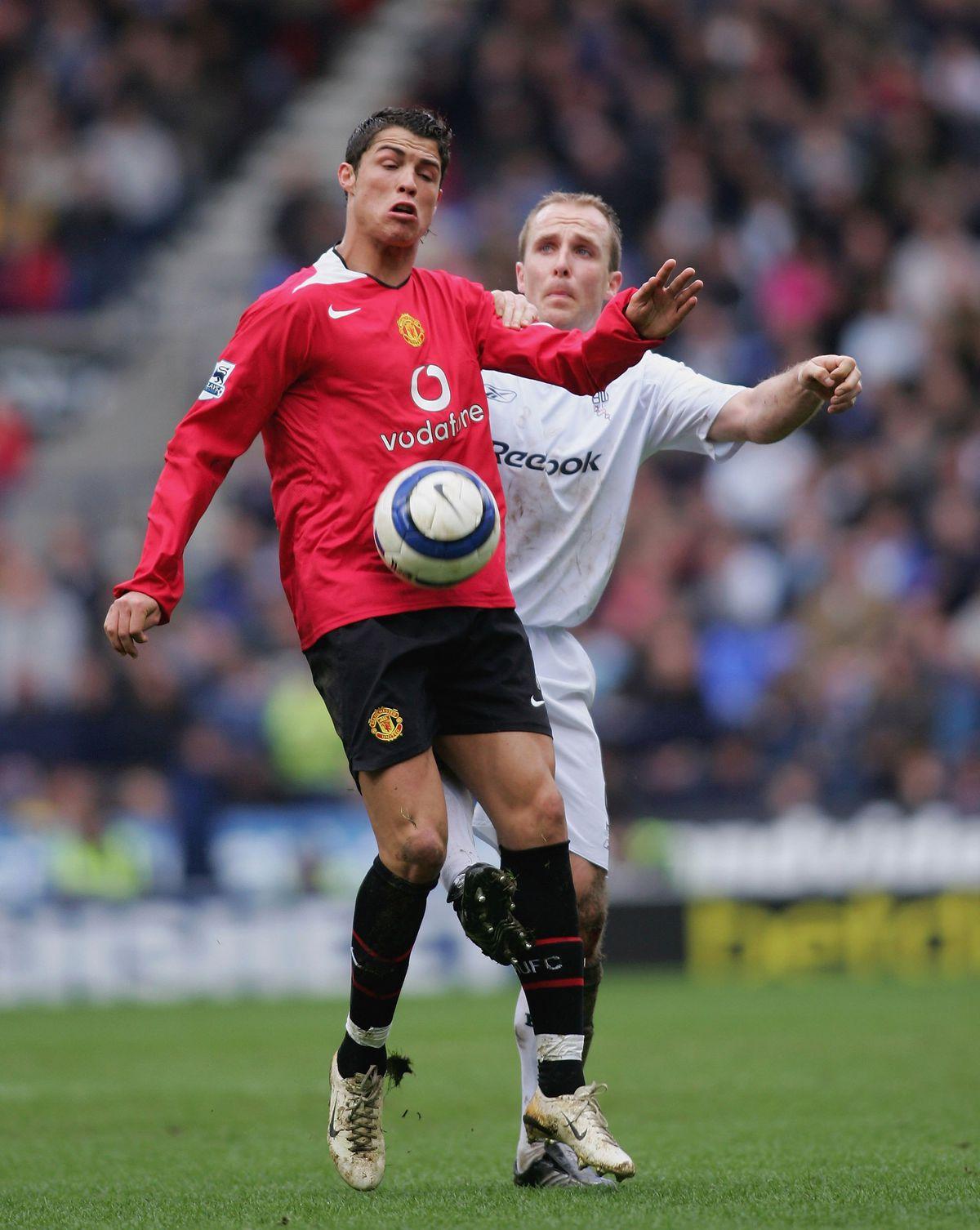 Bolton Wanderers v Manchester United