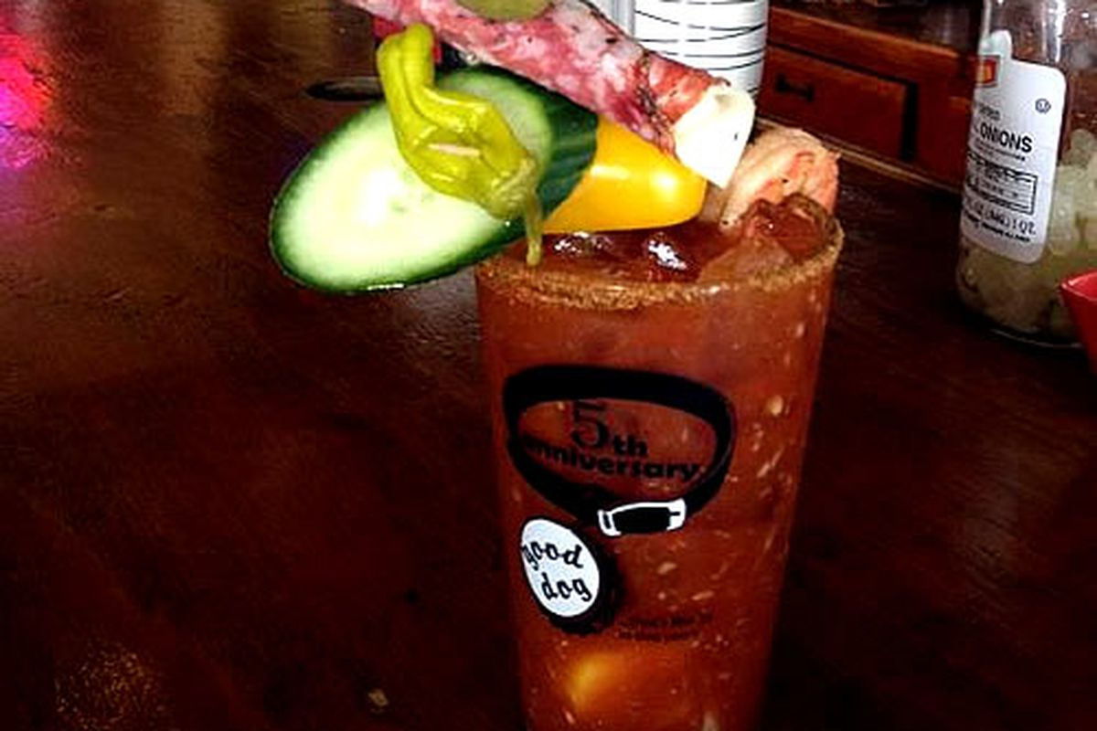 The Lost Bar House Bloody is a work of art.