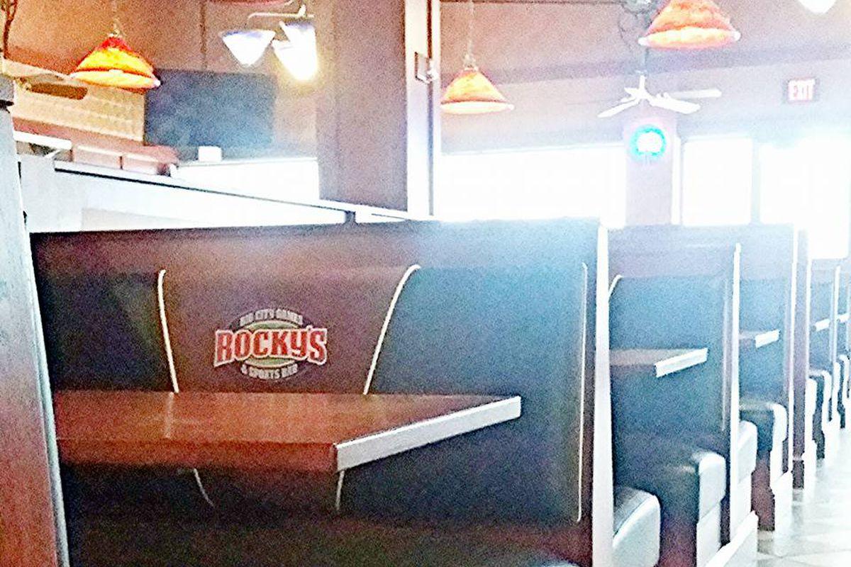 Rocky's Big City Games & Sports Bar
