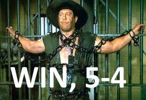 win 5-4 (mongo)