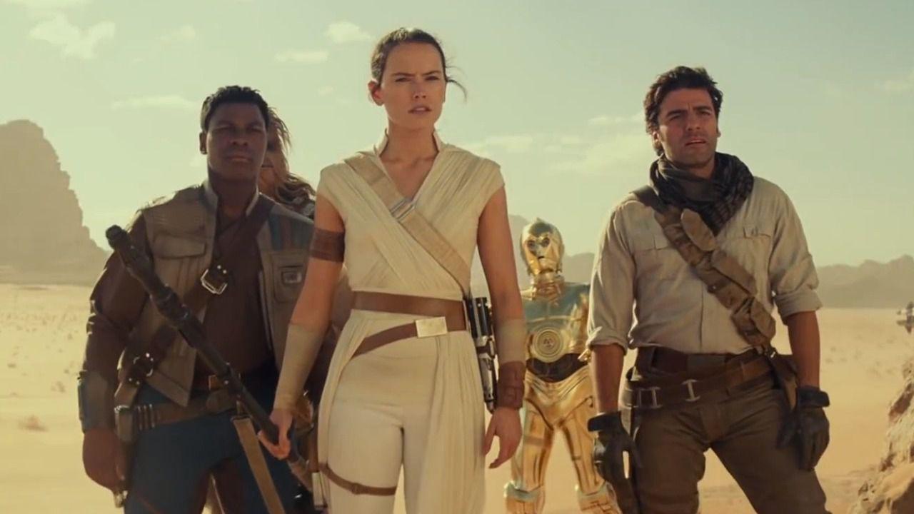 The Rise Of Skywalker Exit Survey The Ringer