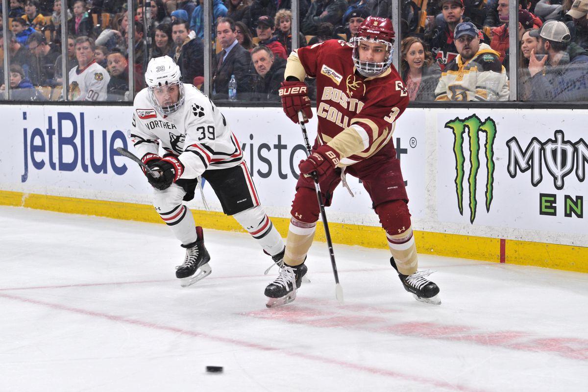 Previewing Boston College Men's Hockey vs. Denver