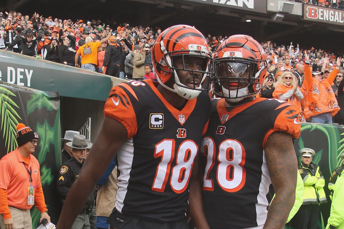 Bengals Well Represented In Cbs Sports Top 100 Nfl Players Cincy Jungle