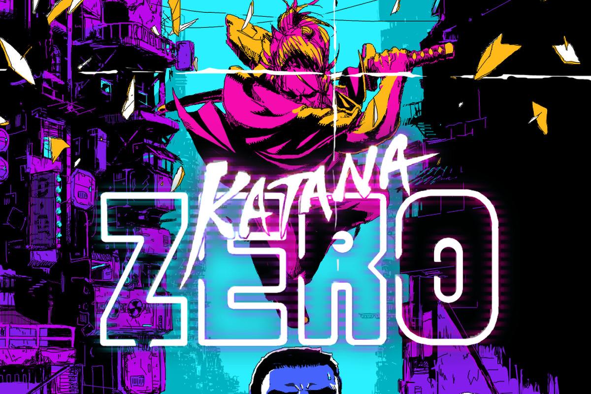 Slasher game Katana Zero fixed my biggest problem with John