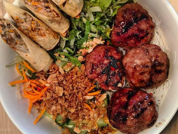 Banh Banh Brixton, one of London's best Vietnamese restaurants
