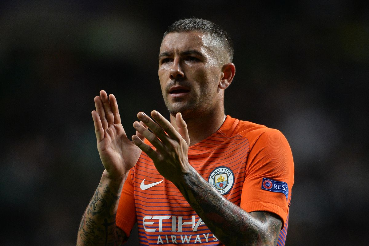 Man City's Aleksandar Kolarov interested in Joining AS Roma