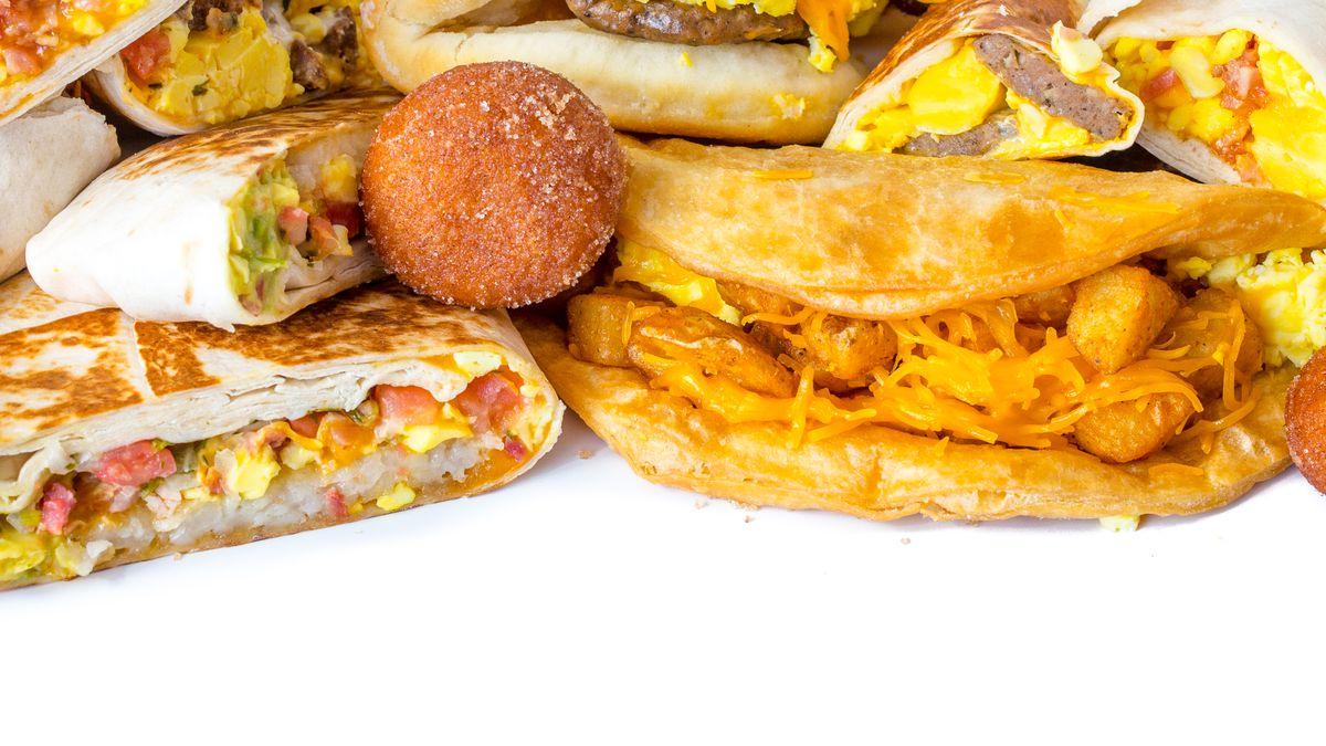 taco bell's breakfast menu, ranked - eater