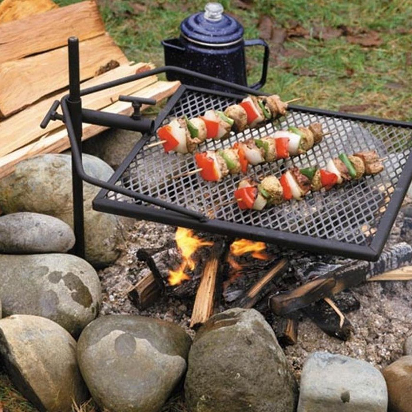 Image of: Best Fire Pit Accessories This Old House