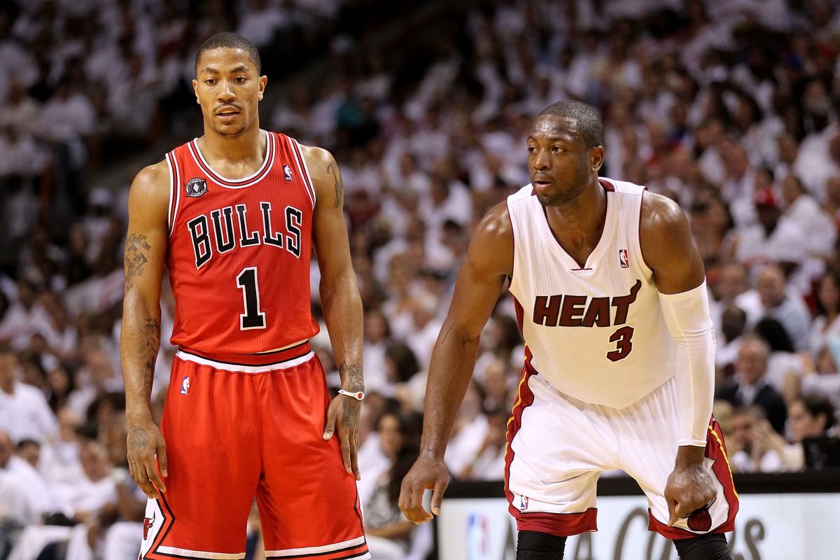 db58800ebff5 Cavs to Start Both D-Rose and D-Wade