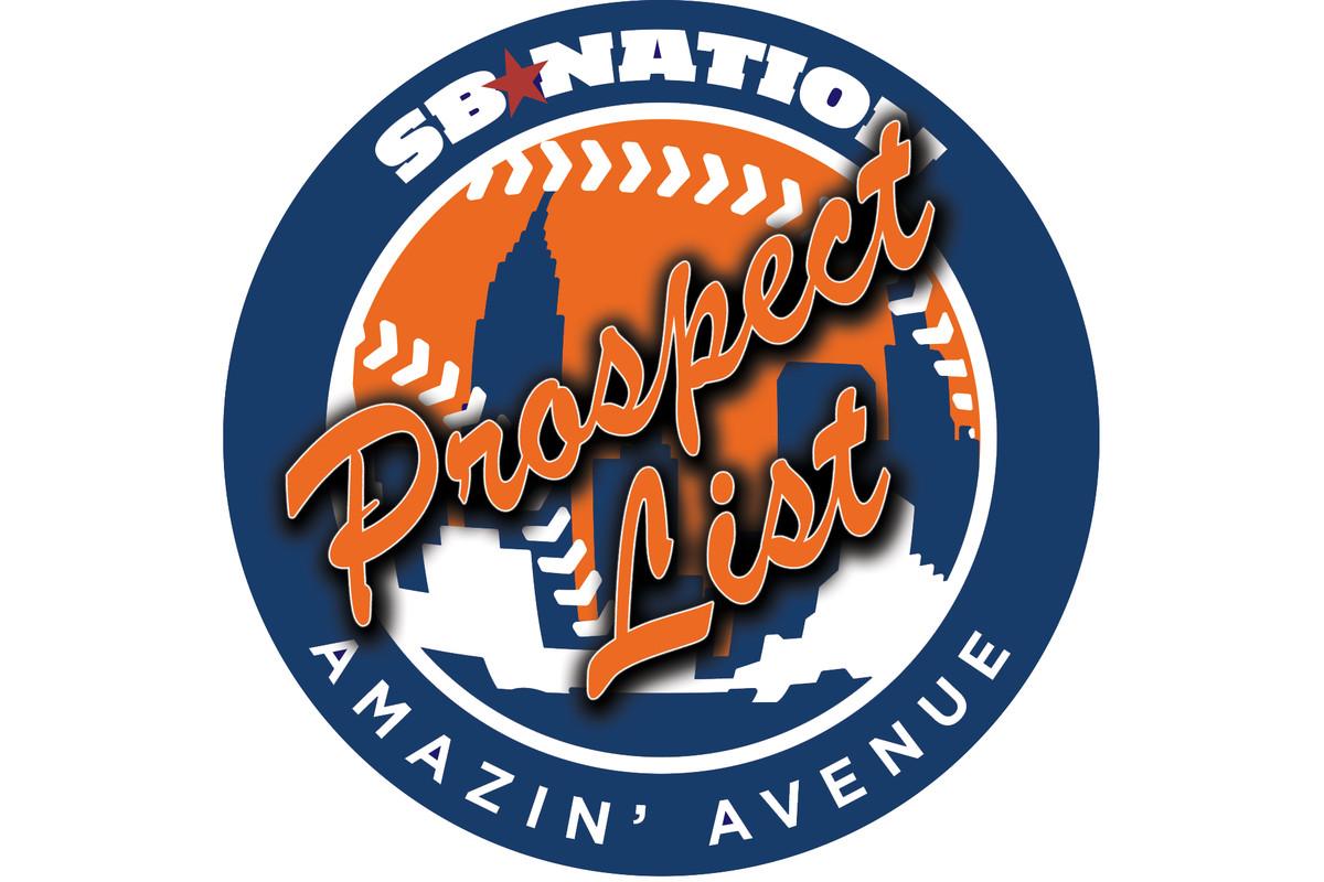 Amazin Avenue Prospect List