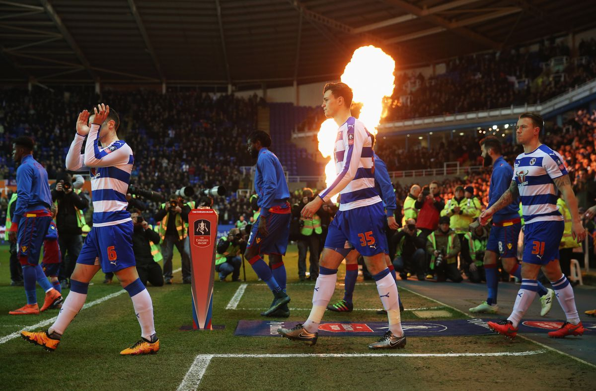 Reading v Crystal Palace - The Emirates FA Cup Sixth Round