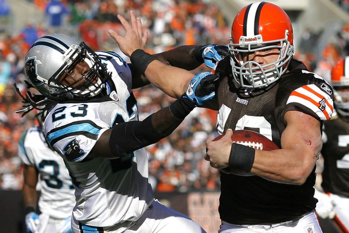 Hillis could be on the cover of Madden '12.