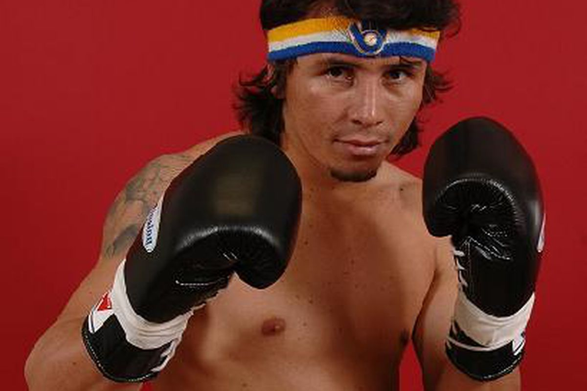 Edwin Valero was a vicious fighter in the ring. Outside of it, his demons led to a heinous end.