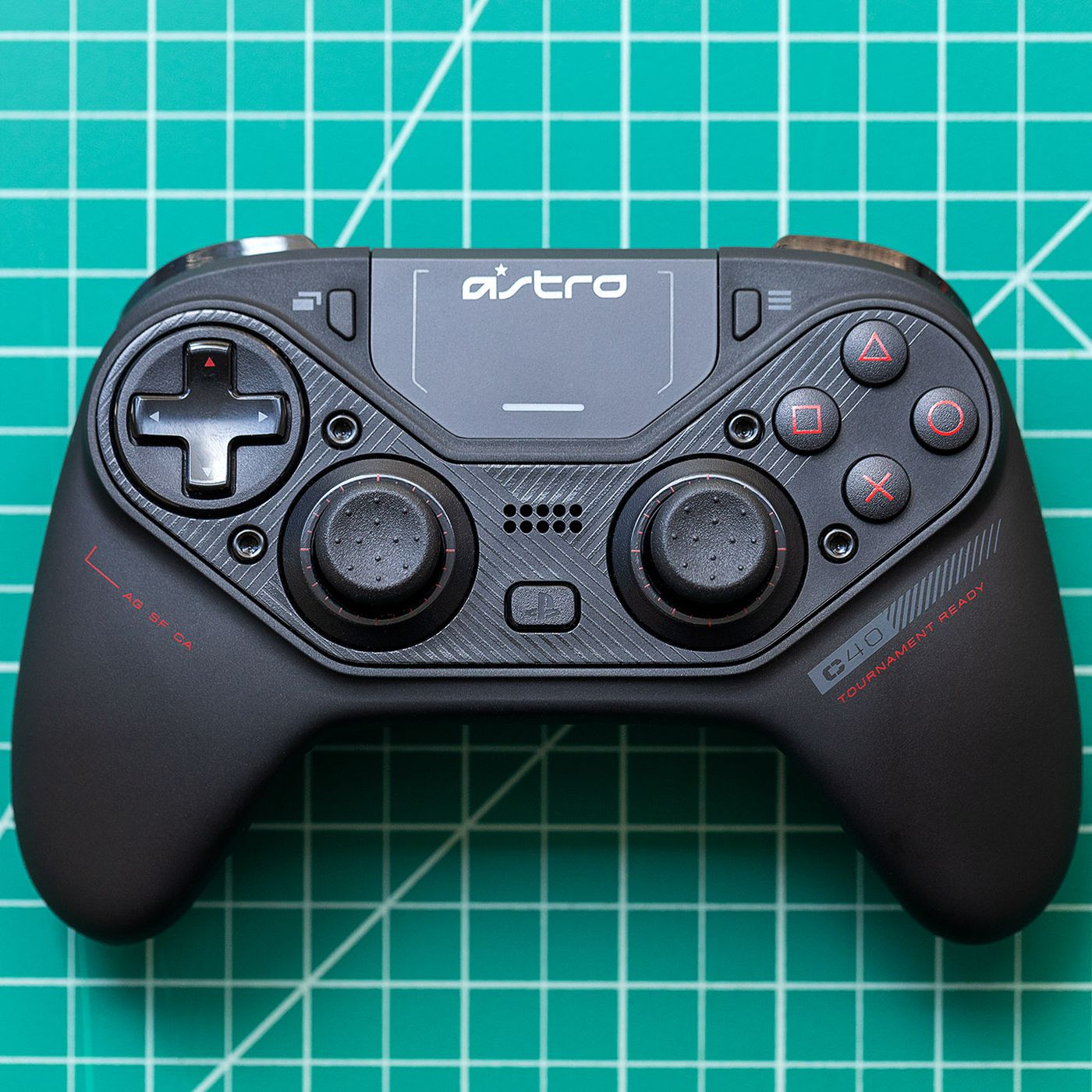 Astro C40 TR review: a PS4 pro controller to rival the Xbox