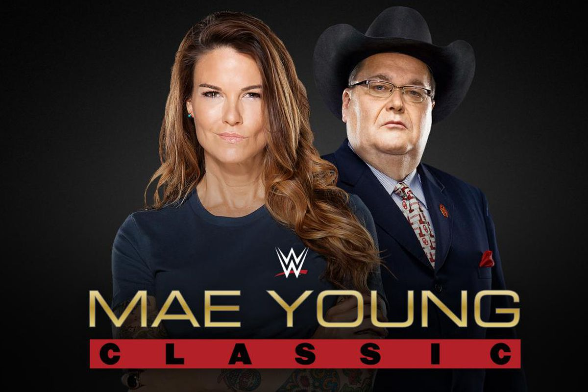 Image result for Jim Ross & Lita Mae Young Classic