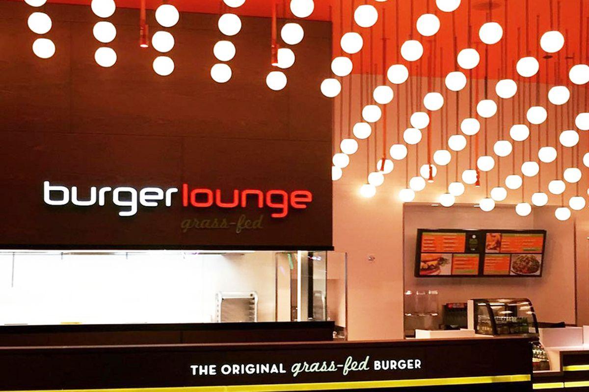 Burger Lounge at Aria