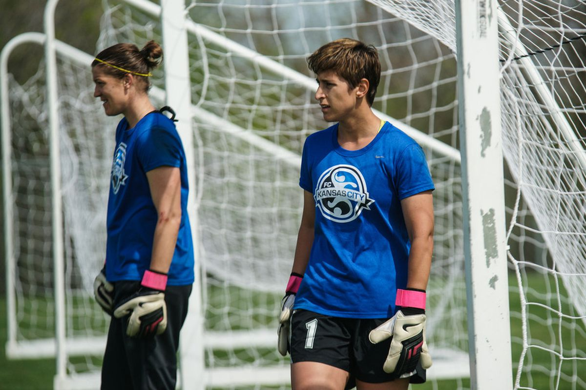 FC Kansas City's Bianca Henninger will get a chance to start with Barnhart called up to U.S. duty