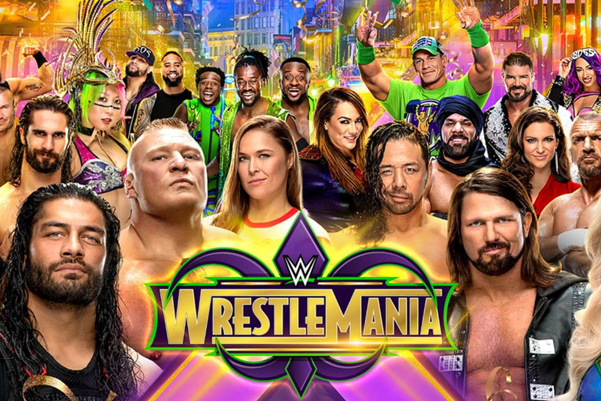 Wrestlemania 2018 live stream: How to watch WWE PPV online