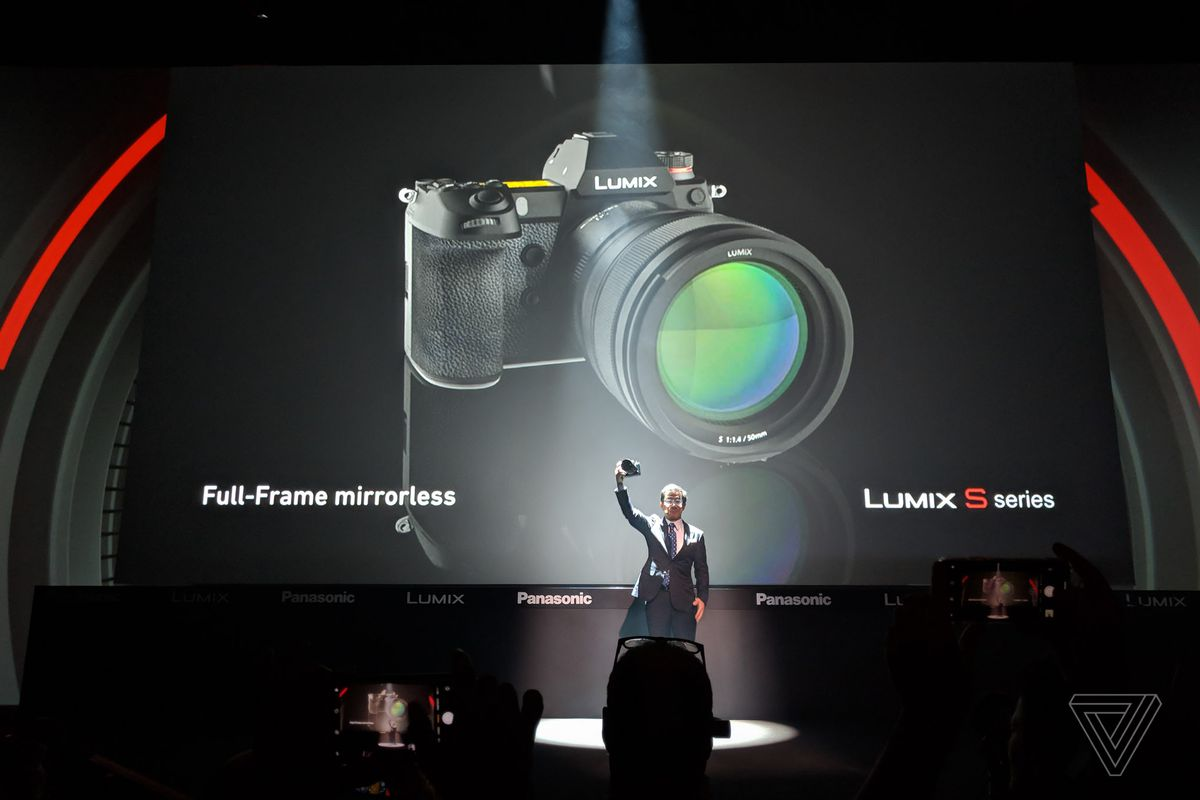 Panasonic's first full-frame mirrorless cameras promise a lot for