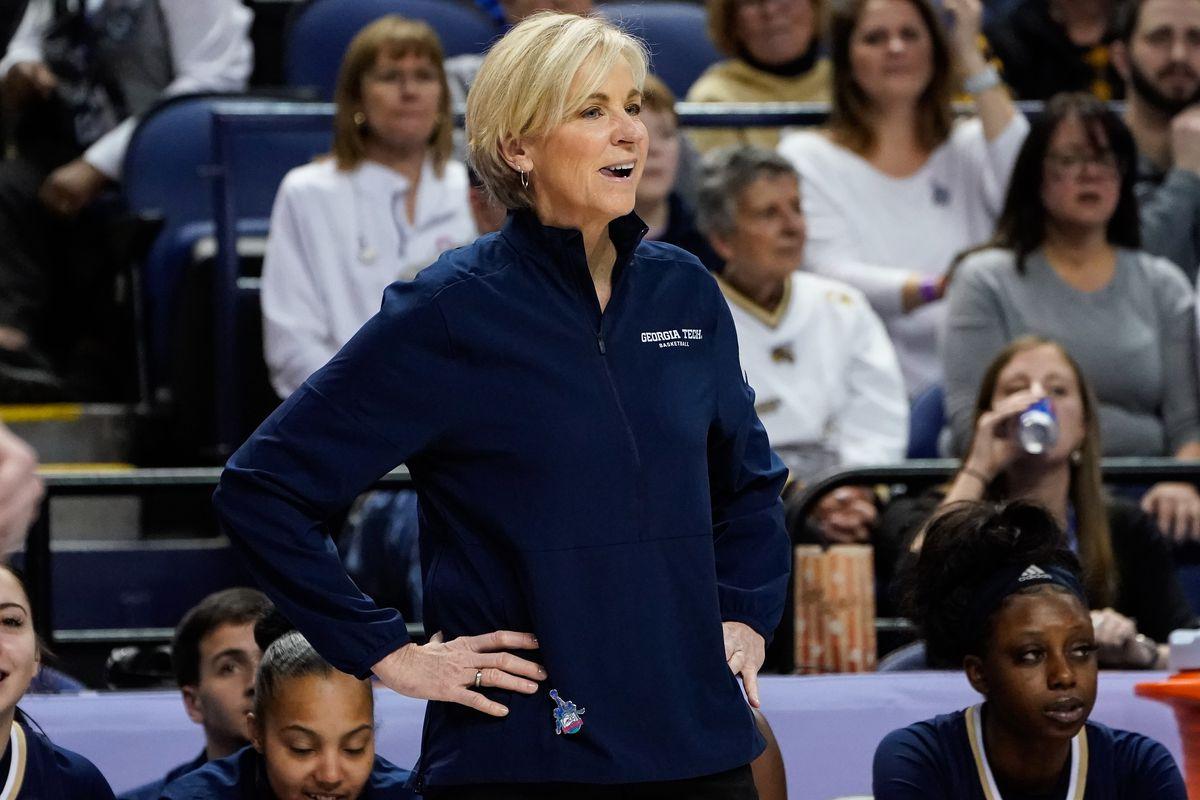 NCAA Womens Basketball: ACC Tournament - N.C. State vs Georgia Tech