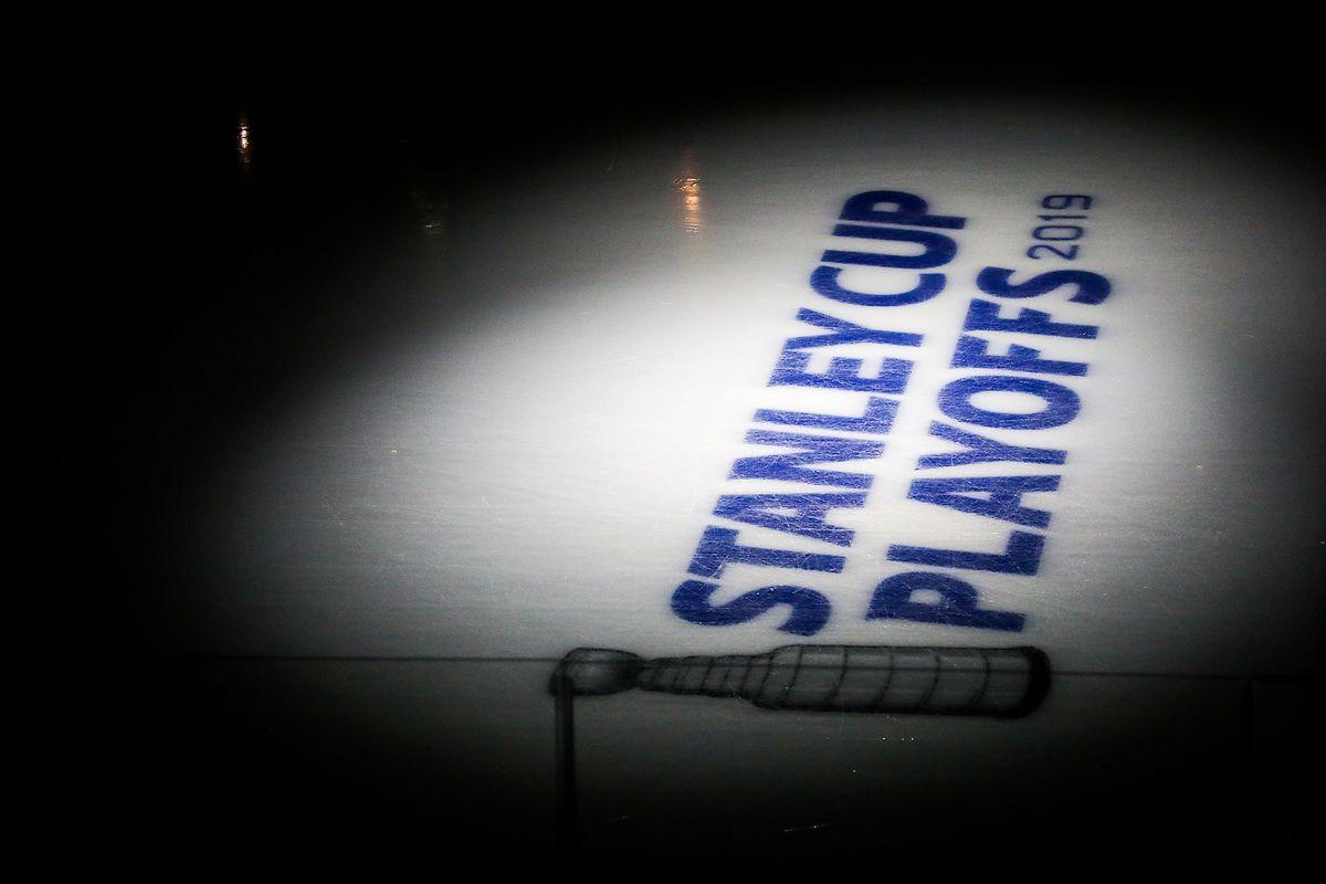 Toronto Maple Leafs v Boston Bruins - Game One