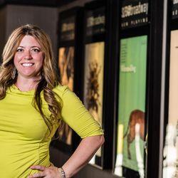 Tori Baker is the executive director of Salt Lake Film Society.