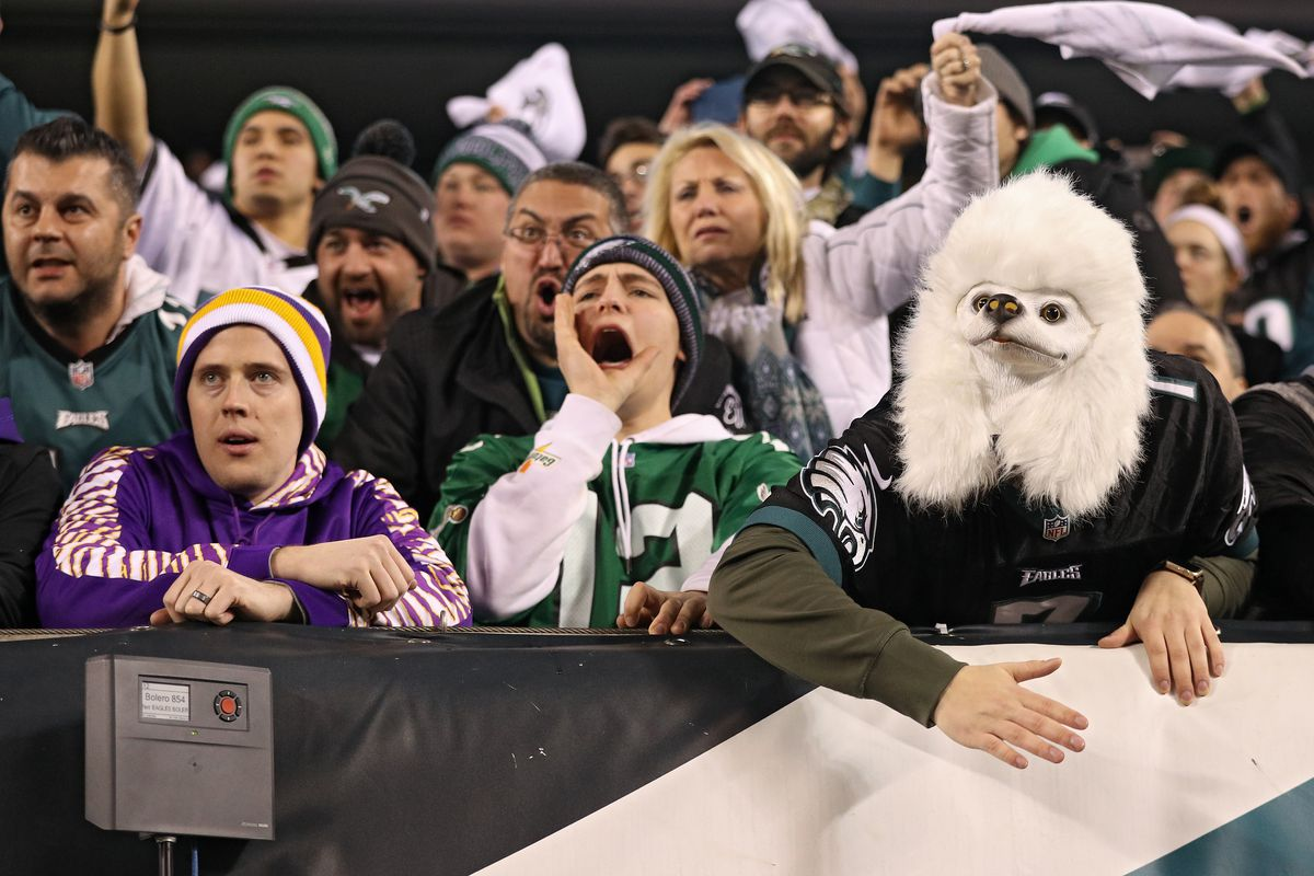 94de1fb4d7a Eagles News: Philadelphia issues an early warning to Vikings fans ...
